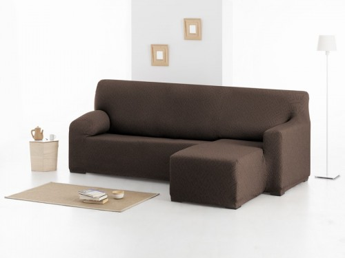 Funda Chaise Longue Elástica BRAZO CORTO ARION