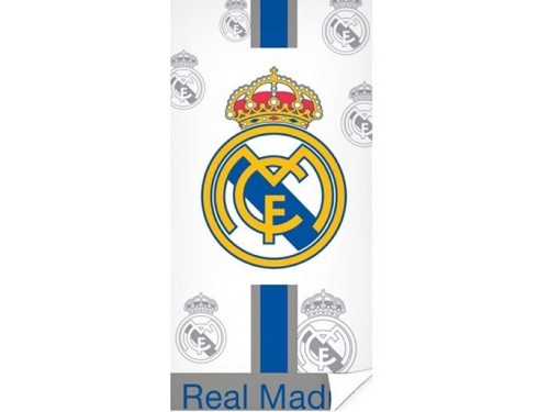 Toalla Playa REAL MADRID 75X150