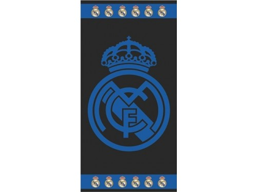 Toalla Playa Jacquard REAL MADRID 86x160 cm