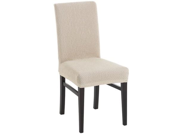 Funda silla con respaldo Bielastica MILAN
