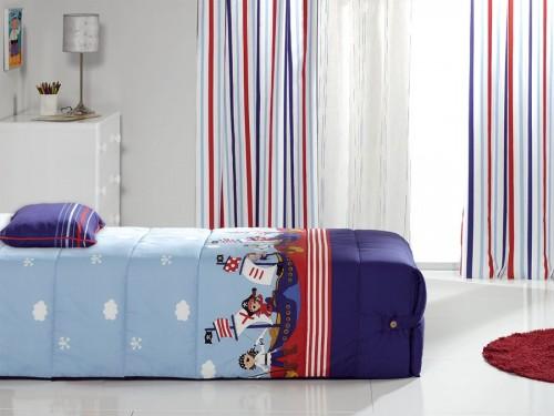 Edredón Conforter 2 PIRATAS