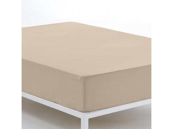 Bajera ajustable largo 210. alto 35. 100% algodón (200 hilos). EsTelia 138-PIEDRA