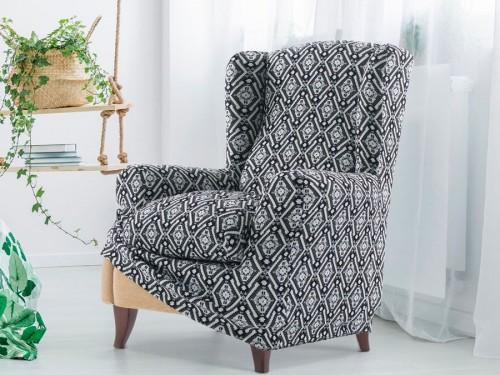 Funda sofa Elástica OREJERO Nueva Textura ZUMA