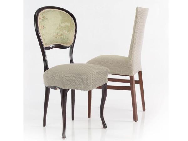 Funda silla asiento Multielastica Nueva Textura CARLA