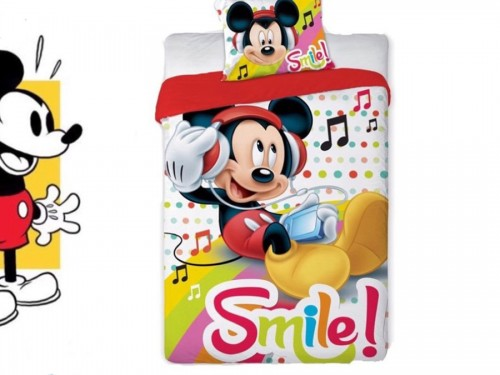 Funda Nórdica MICKEY MOUSE SMILE
