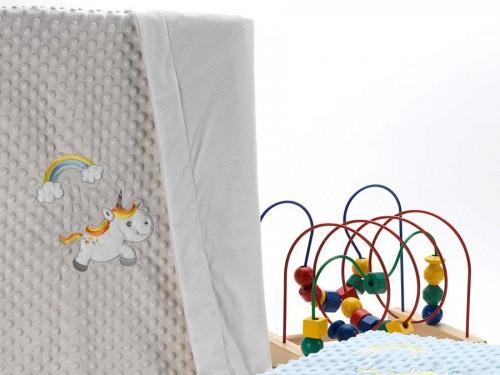 Manta Bebe Textils Mora VOLTERETA
