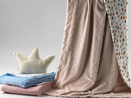 Manta Bebe Textils Mora BABY GALAXY G80