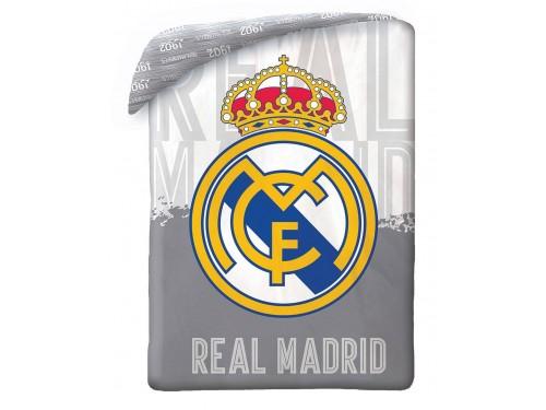 Colcha Coprileto Reversible REAL MADRID
