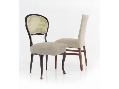 Funda silla con respaldo Multielastica CARLA