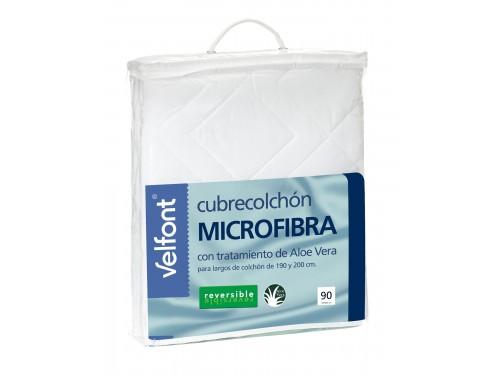 Cubrecolchón Reversible MICROFIBRA