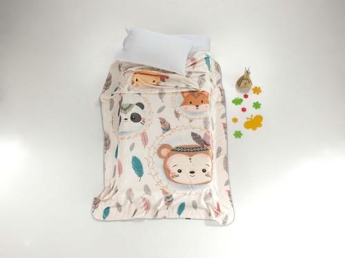 Manta Infantil Textils Mora LUMPY K65