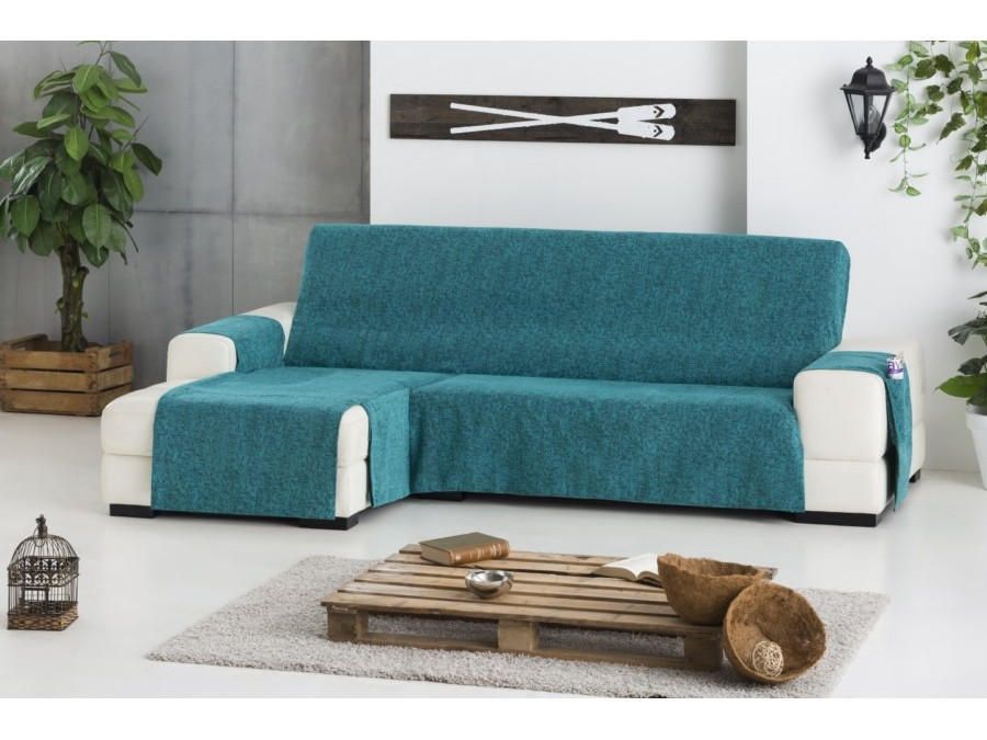 Funda sof chaise longue pr ctica dream eysa - Fundas de sofa con chaise longue ...