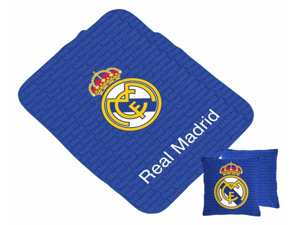 SET PLAID ESTADIO 298 REAL MADRID