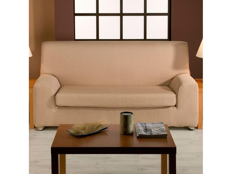 Funda sof el stica dos piezas sandra fundas sofa - Funda sofa elastica ...