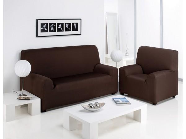 Funda sof el stica sandra fundas sofa - Fundas sofas ajustables ...