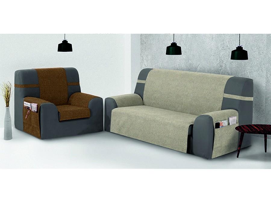 Funda cubre sofa belmarti banes - Fundas cheslong baratas ...