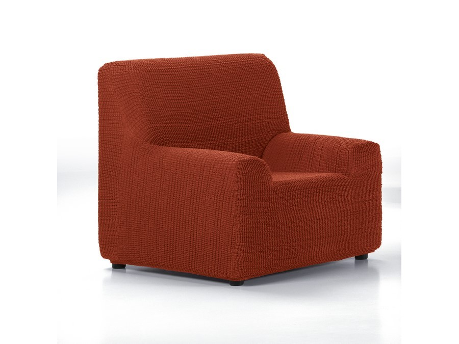 Funda sof super el stica glamour nueva textura - Fundas sofas ajustables ...
