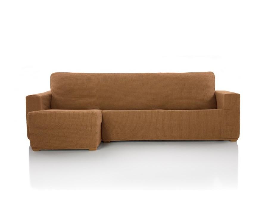 Funda sof chaiselongue brazo corto multiel stica cagliari for Fundas para chaise longue baratas