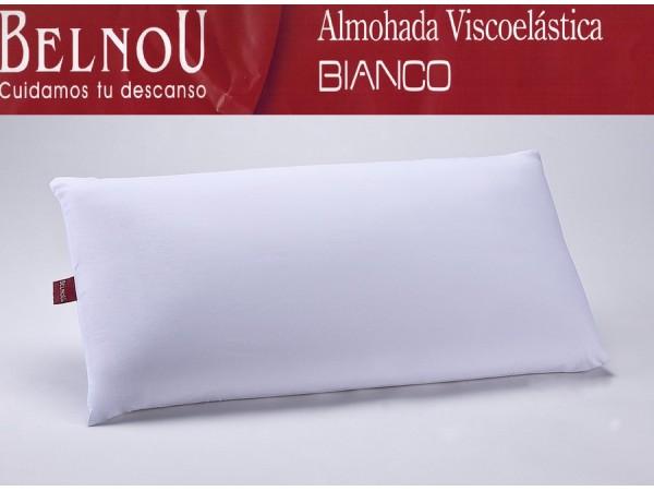 Almohada VISCOELASTICA Belnou BIANCO