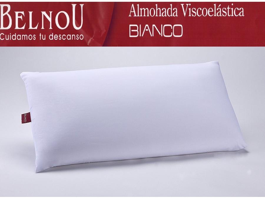 Almohada viscoelastica belnou bianco almohadas - Almohada viscoelastica ...