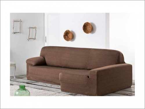Funda Chaise Longue Elástica BRAZO LARGO AQUILES