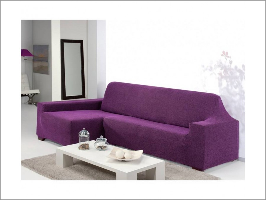 Funda multielastica chaise longue viena belmarti - Fundas chaise longue ...