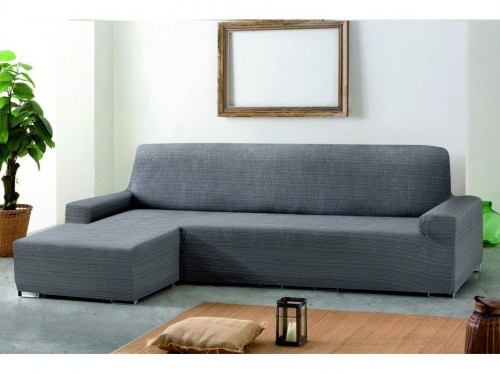 Funda Chaise Longue Elástica BRAZO CORTO AQUILES