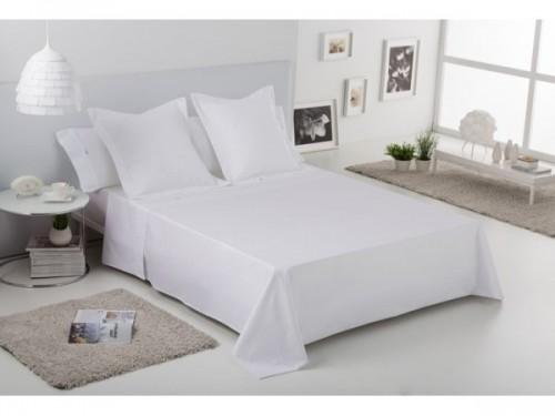 Juego de sábanas Es-Tela LISO BIÉS 100% algodón (200 hilos)