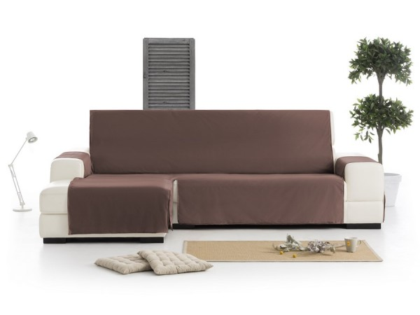 Funda Sofá Chaise Longue Impermeable Somme Eysa