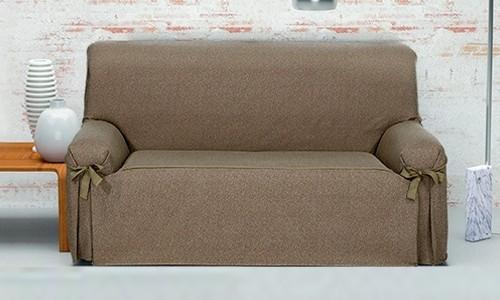 Fundas sofa madrid great funda color blanco sofa plazas - Fundas de sofa con lazos ...