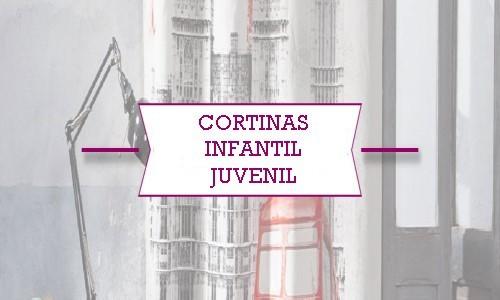 Cortinas infantil juvenil textil del hogar - Cortinas infantiles valencia ...