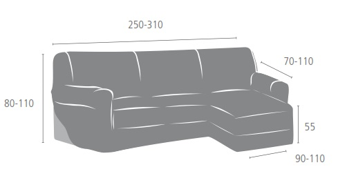 medidas_funda_sofa_chaiselongue_brazo_corto_eysa